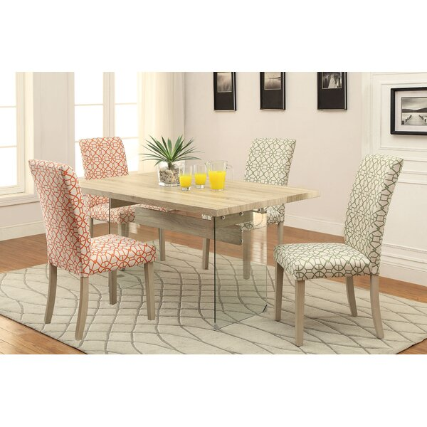 Kirsten Upholstered Dining Chair (Set of 2) by Bay Isle Home