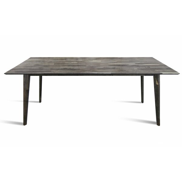 Brimmer Solid Wood Dining Table by Corrigan Studio
