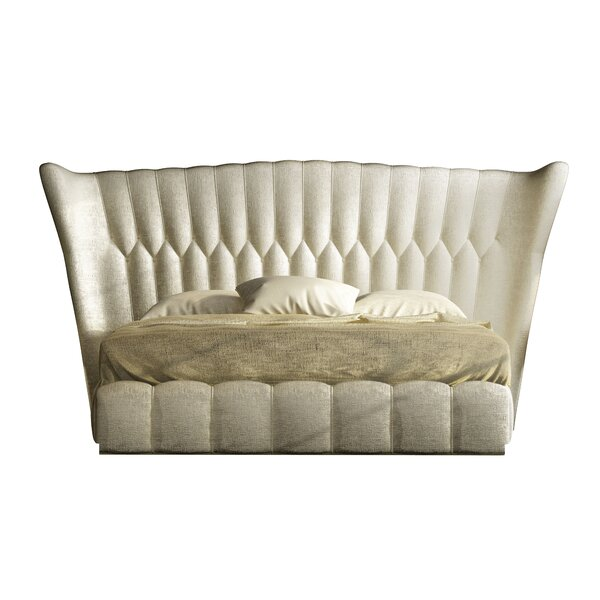 Jerri King Upholstered Platform Bed By Everly Quinn by Everly Quinn Purchase