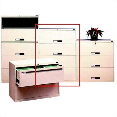 4-Drawer  File by Tennsco Corp.