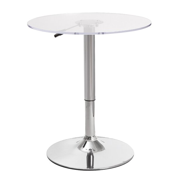 Hanshaw Bistro Table by Ebern Designs