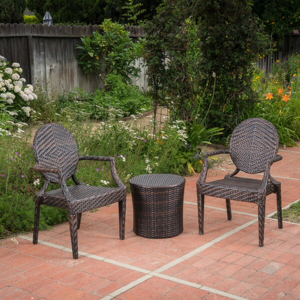 Bundine 3 Piece Conversation Set by George Oliver