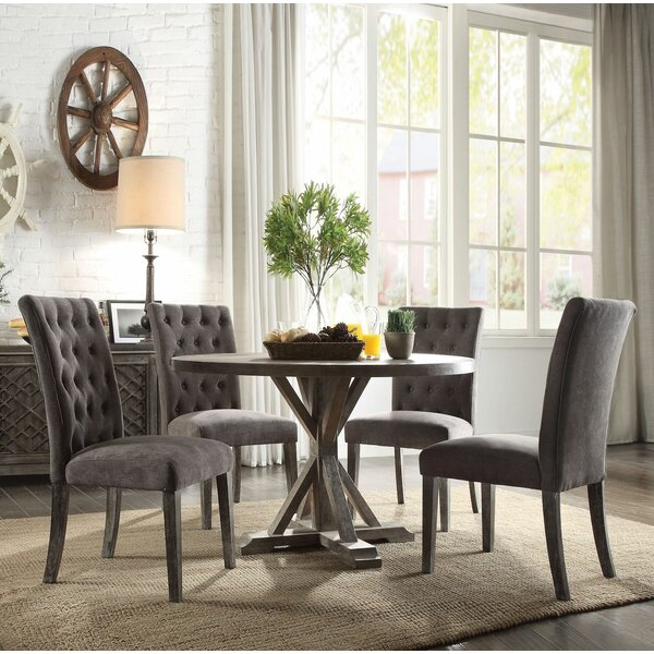 Depew 5 Pieces Dining Set by Gracie Oaks