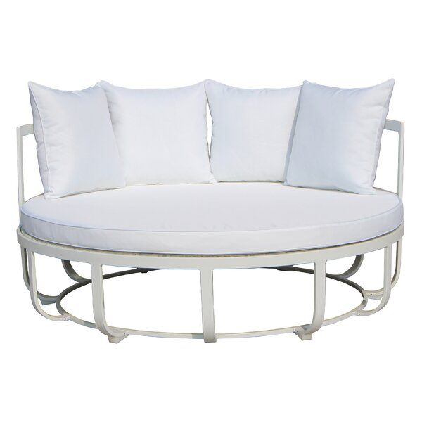 Tallmadge Day bed with Cushions by Wade Logan