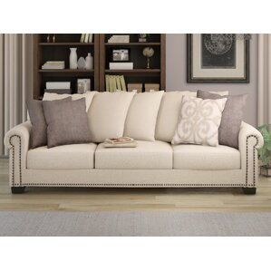 Nailhead Trim Sofa | Wayfair