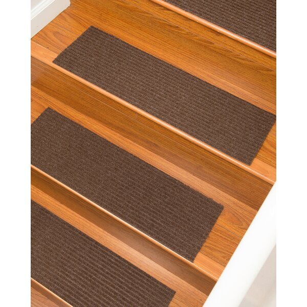 Schiffer Chocolate Stair Tread (Set of 13) by Latitude Run
