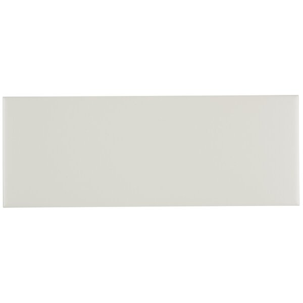 Baltimore 6 x 16 Ceramic Field Tile in Sail by Itona Tile