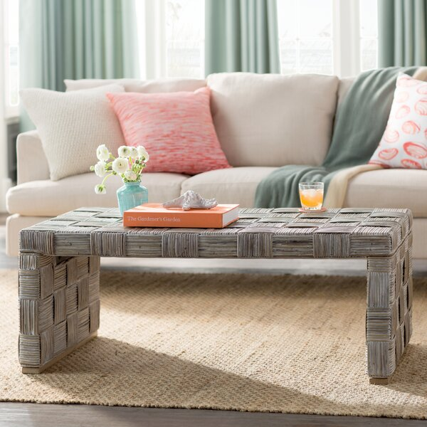 Westport Coffee Table by Beachcrest Home