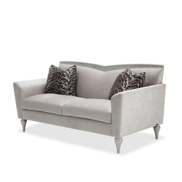 Melrose Plaza Loveseat by Michael Amini