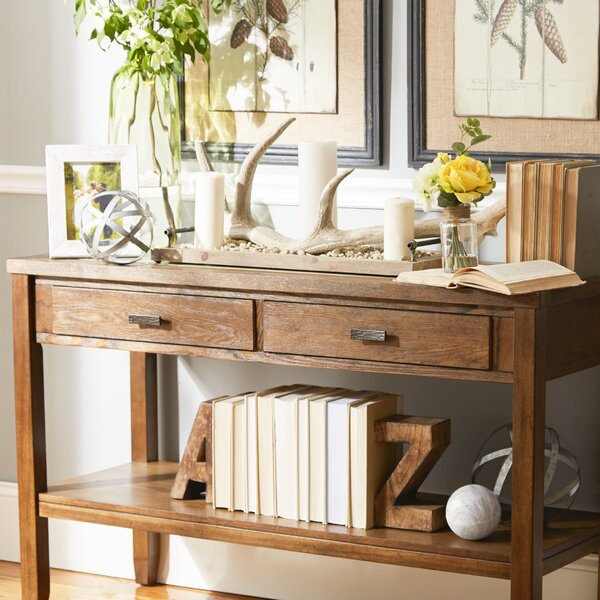 East Pleasant View Console Table By Loon Peak