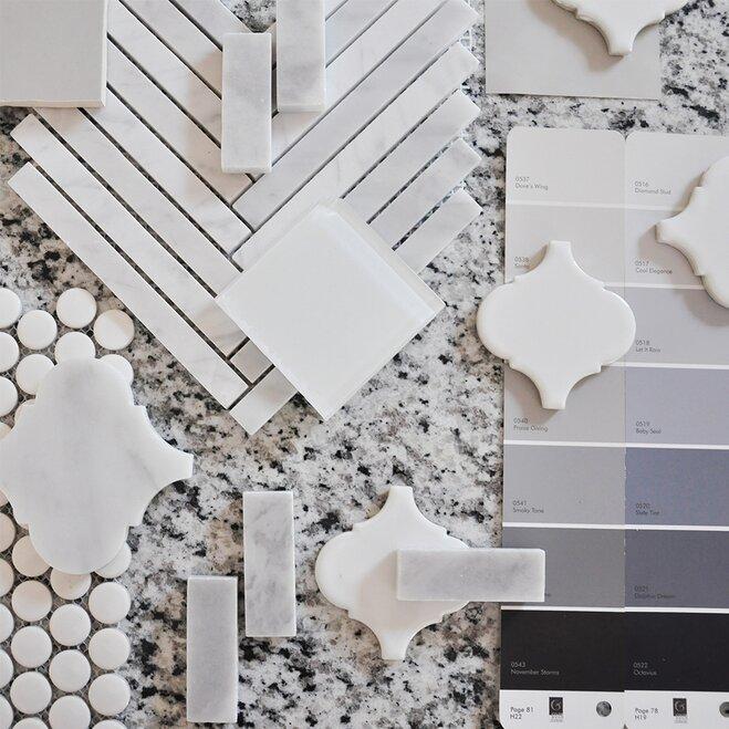 Sample Backsplash Tiles