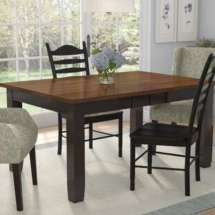 Griffey Extendable Dining Table by Three Posts