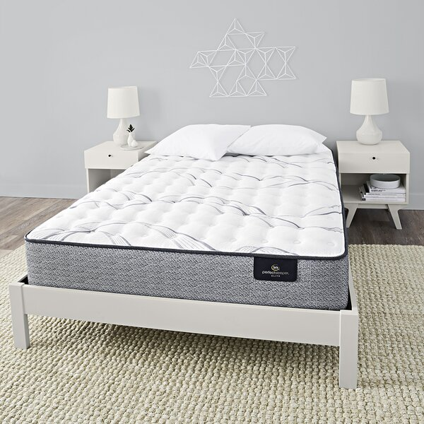 Trelleburg Perfect Sleeper 12 inch Plush Innerspring Mattress by Serta