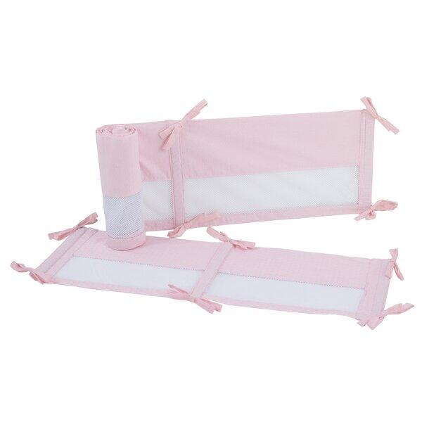 Ballerina Bows Crib Bumper by NoJo