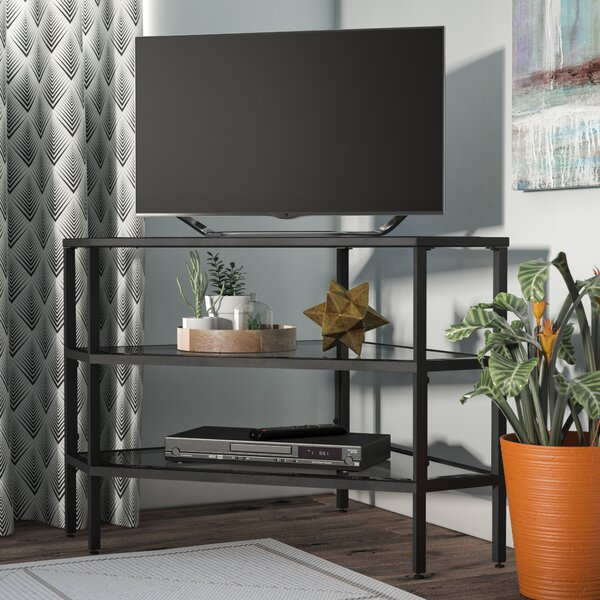 Deweese Corner 34.5 TV Stand by Ivy Bronx