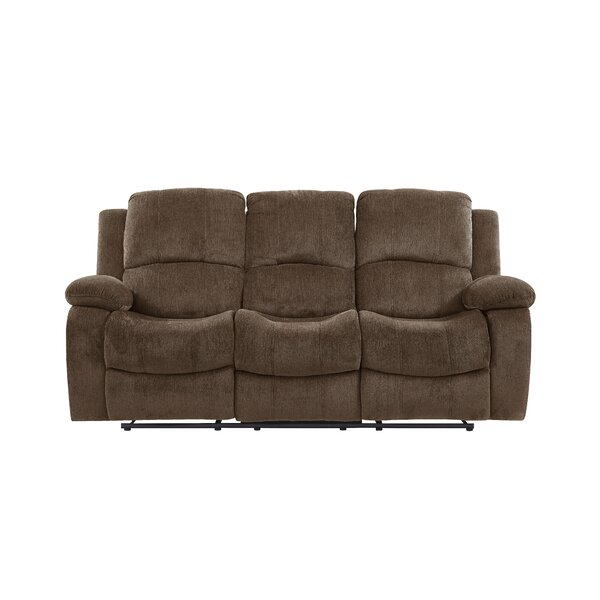 Best Savings For Siddhesh Extra Plush Reclining Sofa by Red Barrel Studio by Red Barrel Studio