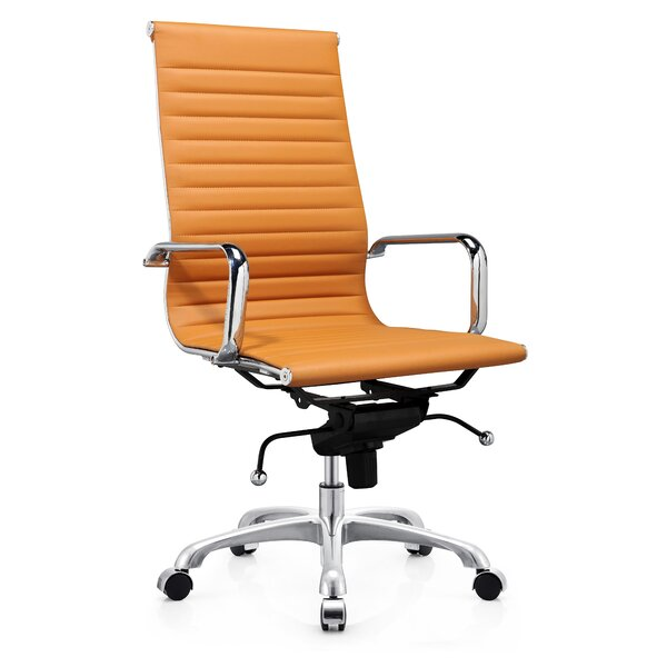 Gorton Executive High Back Office Chair by Orren Ellis