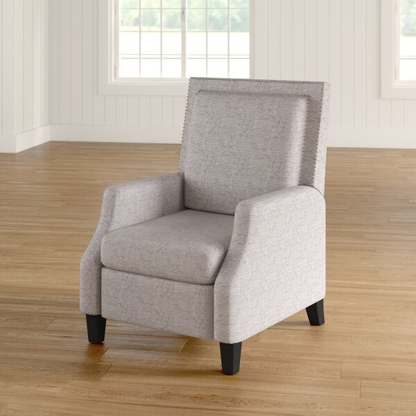 Hartman Manual Recliner by Gracie Oaks