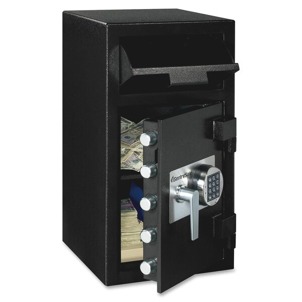5 Live Locking Bolts Depository Safe by Sentry Safe