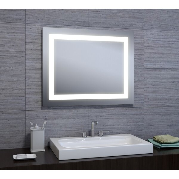 Attah LED Bathroom/Vanity Mirror by Orren Ellis
