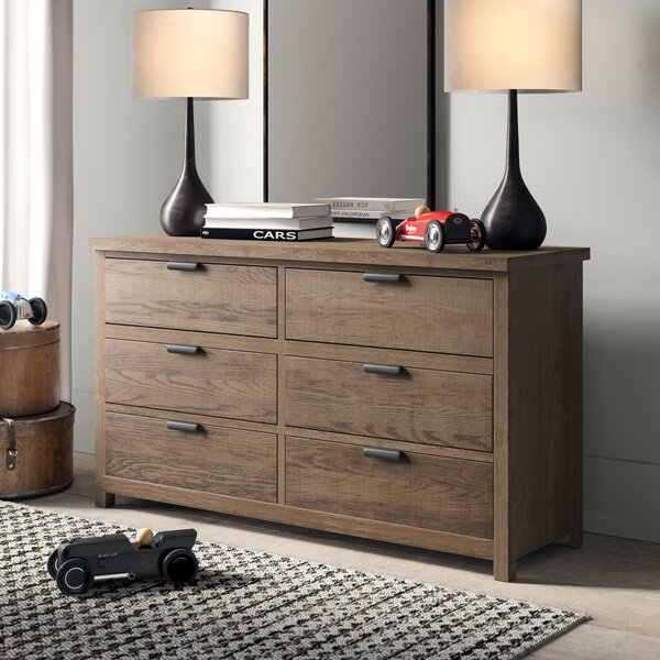 Strasburg 6 Drawer Double Dresser By Greyleigh by Greyleigh Looking for