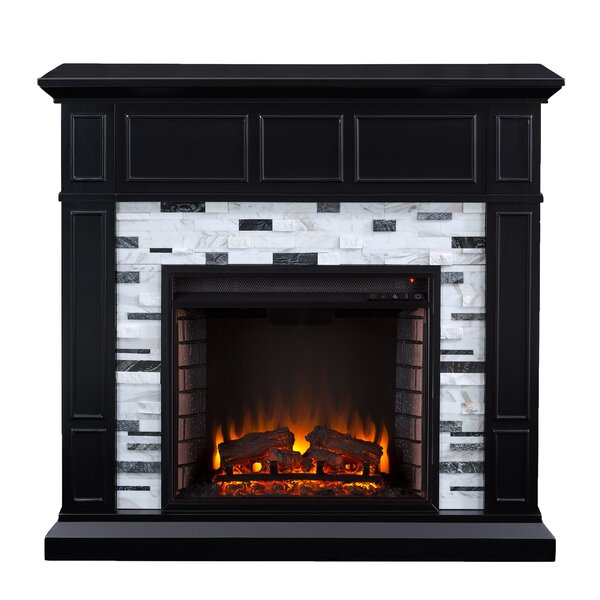 Drovling Marble Fireplace By Latitude Run