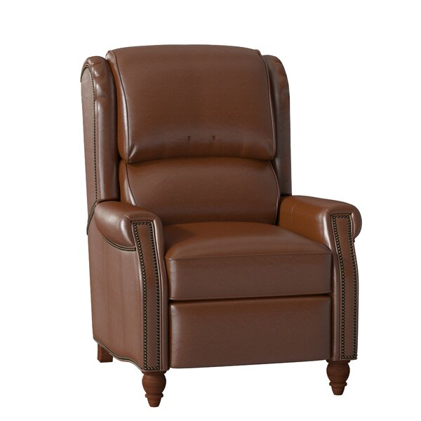 Coleson Leather Recliner by Bradington-Young Bradington-Young