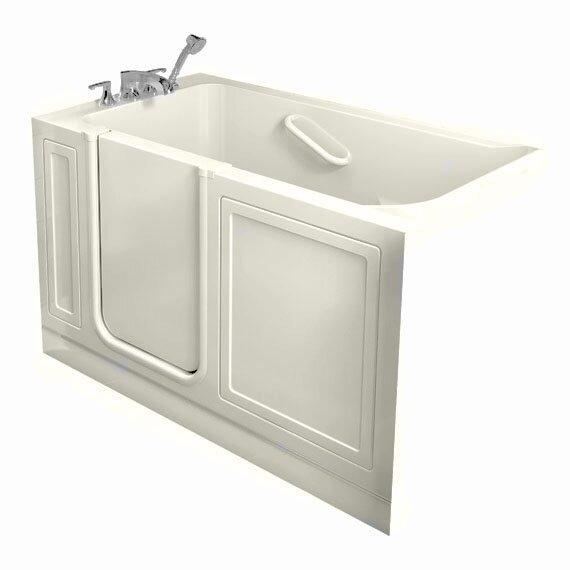 51.5 x 30 Walk In Whirlpool Bathtub by American Standard