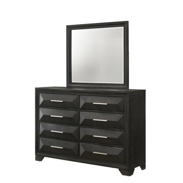 Gillispie 8 Drawer Double Dresser by Latitude Run