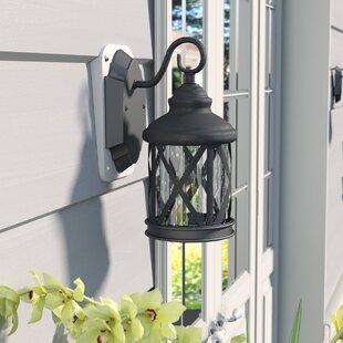 Compare & Buy Carole 1-Light Outdoor Wall Lantern By Fleur De Lis Living