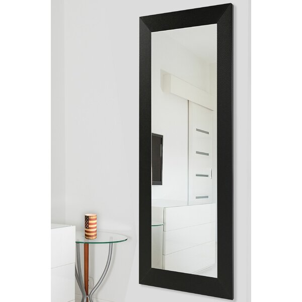 Carbon Fiber Full Body Wall Mirror by Darby Home Co