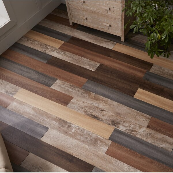 Versaplank  6 x 48 x 2.5mm  Vinyl Plank by Nance Industries
