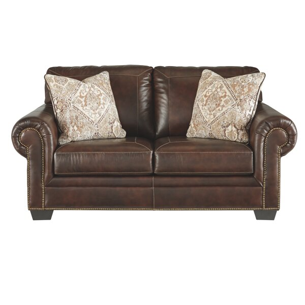 Post Loveseat by Alcott Hill