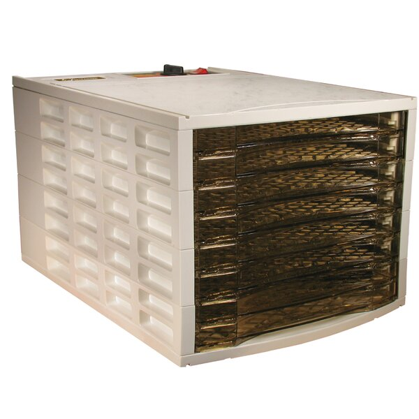 8 Tray Food Dehydrator by Weston