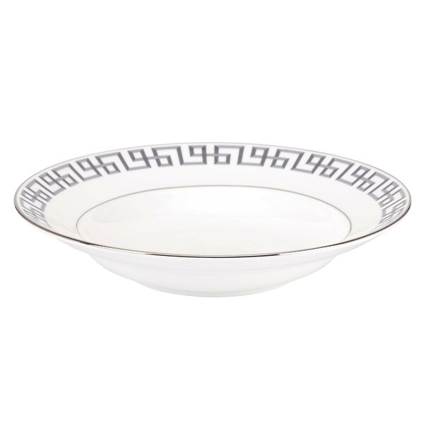 Darius 12 oz. Pasta Bowl/Rim Soup by Lenox