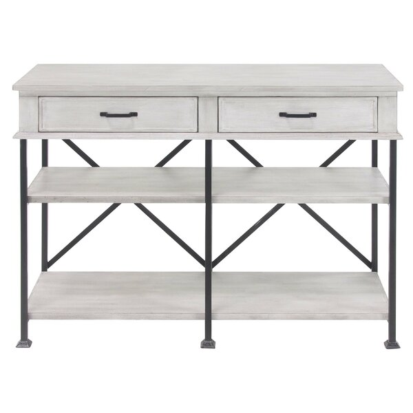 Berkeley Heights Rustic Multipurpose Console Table by Gracie Oaks
