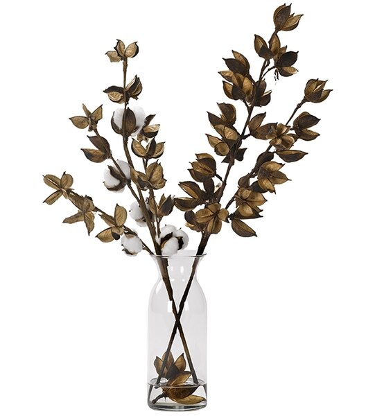 Branch in Decorative Vase by Gracie Oaks