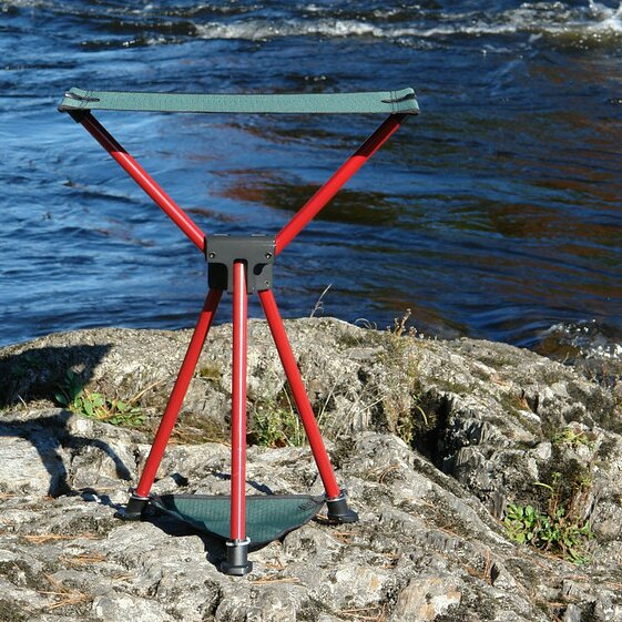 Tri Lite XL Folding Stool by Byer Of Maine