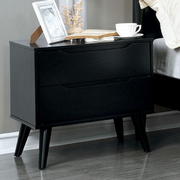 Altheimer 2 Drawer Nightstand by Corrigan Studio