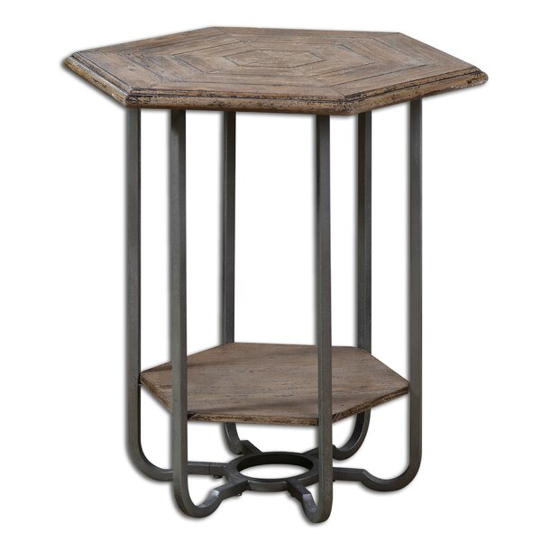 Marta Mayson End Table by Williston Forge Williston Forge