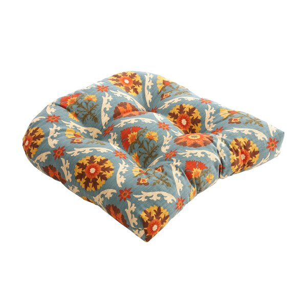 Coggeshall Indoor/Outdoor Dining Chair Cushion