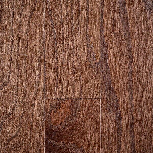 Riga 3 Engineered Oak Hardwood Flooring in Brown by Branton Flooring Collection