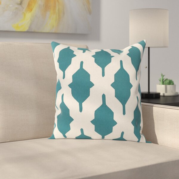 Glenda Throw Pillow Cover by Latitude Run