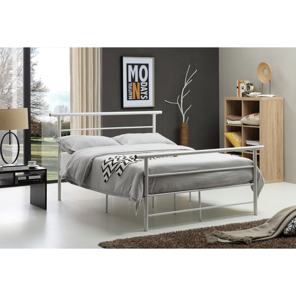 Belvedere Platform Bed by Ebern Designs