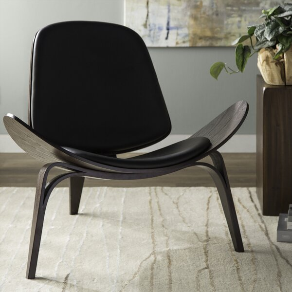 Petra Wing Lounge Chair by Langley Street