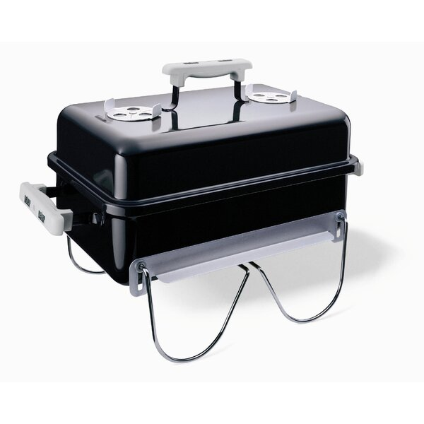 Go-Anywhere Charcoal Grill by Weber
