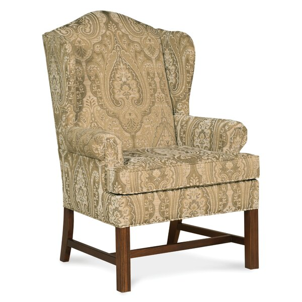 Bainbridge Wingback Chair by Fairfield Chair Fairfield Chair