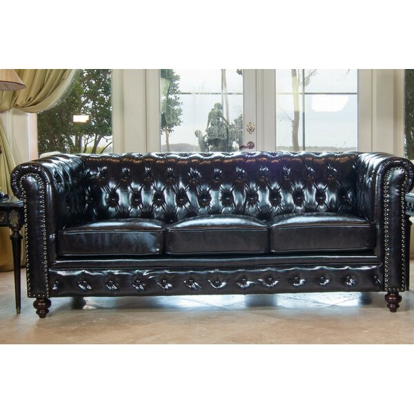 Vesely Classic Chesterfield Sofa By Canora Grey