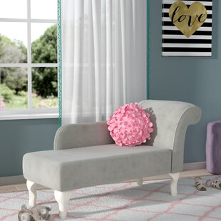 Leslie Kids Chaise Lounge by Viv   Rae