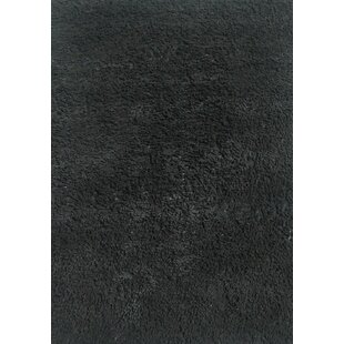 Check Prices Black Shag Kids Rug By Fun Rugs